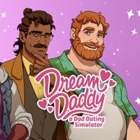 Game Box for Dream Daddy: A Dad Dating Simulator (PS4)