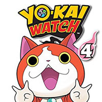 Okładka Yo-kai Watch 4 (Switch)