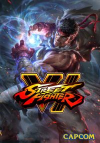 Street Fighter VI (PS5 cover