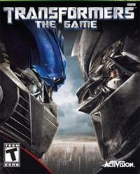 Okładka Transformers: The Game (PC)