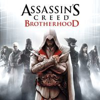 Game Box for Assassin's Creed: Brotherhood (PC)