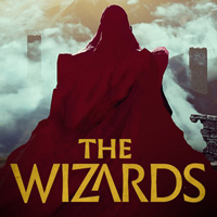 Game Box for The Wizards (PS4)
