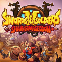 Game Box for Swords & Soldiers II: Shawarmageddon (PC)