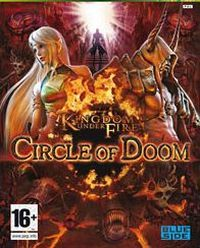 Game Box for Kingdom Under Fire: Circle of Doom (PC)