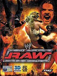 Okładka WWE Raw (PC)