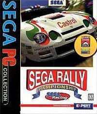 Okładka Sega Rally Championship (GBA)