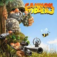 Game Box for Cannon Fodder 3 (PC)