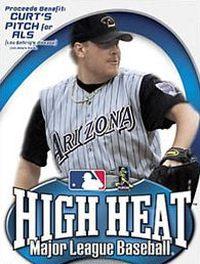 Okładka High Heat Major League Baseball 2004 (PS2)
