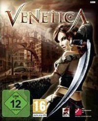Game Box for Venetica (PC)