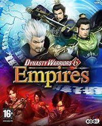 Okładka Dynasty Warriors 6: Empires (PS3)