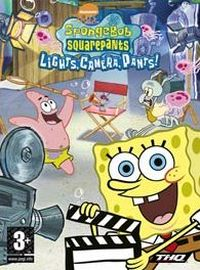 Okładka SpongeBob SquarePants: Lights, Camera, Pants! (PC)