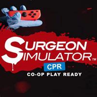 Okładka Surgeon Simulator CPR (Switch)