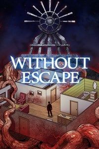 Without Escape (PS5 cover