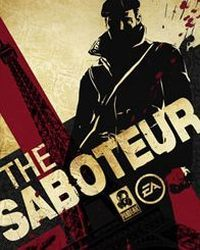 Game Box for The Saboteur (PC)