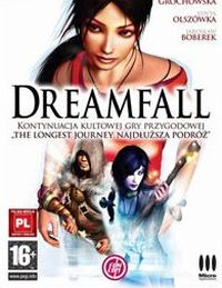 Okładka Dreamfall: The Longest Journey (XBOX)