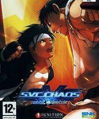 Okładka SVC Chaos: SNK vs. Capcom (XBOX)