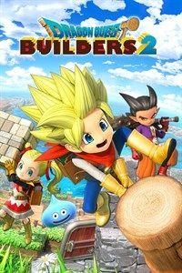 Dragon Quest Builders 2 (PC cover