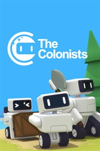 Game Box for The Colonists (PS4)
