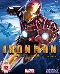 Okładka Iron Man (PS2)