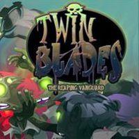 Okładka Twin Blades (PSP)
