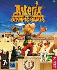 Okładka Asterix at the Olympic Games (PC)