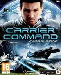 Okładka Carrier Command: Gaea Mission (X360)
