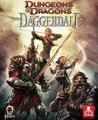 Game Box for Dungeons & Dragons: Daggerdale (X360)