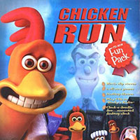 Game Box for Chicken Run (PS1)