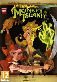 Okładka Tales of Monkey Island (PC)