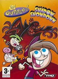 Game Box for The Fairly OddParents: Shadow Showdown (PS2)