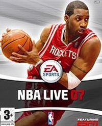 Game Box for NBA Live 07 (PC)