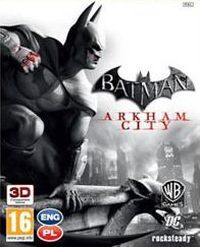 Game Box for Batman: Arkham City (PC)