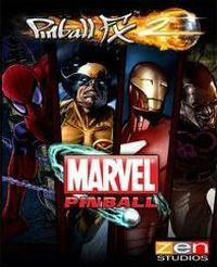 Game Box for Marvel Pinball (3DS)