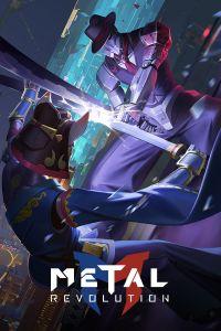 Okładka Metal Revolution (AND)