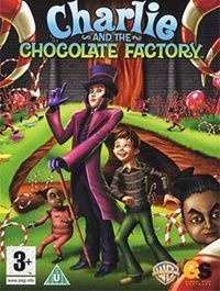 Game Box for Charlie and the Chocolate Factory (XBOX)