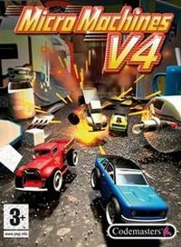 Game Box for Micro Machines v4 (PC)