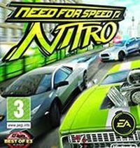 Game Box for Need for Speed: Nitro (Wii)
