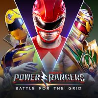 Game Box for Power Rangers: Battle for the Grid (PS4)