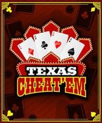 Game Box for Texas Cheat 'Em (PS3)