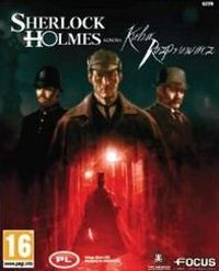Okładka Sherlock Holmes vs. Jack the Ripper (PC)