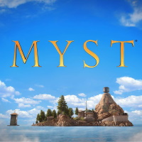 Myst (PC cover