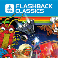 Game Box for Atari Flashback Classics (Switch)