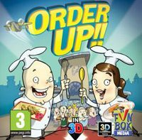 Game Box for Order Up!! (PS3)