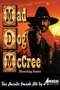 Okładka Mad Dog McCree (PS3)
