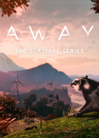 AWAY: The Survival Series (PC cover