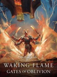 The Elder Scrolls Online: Waking Flame (PC cover