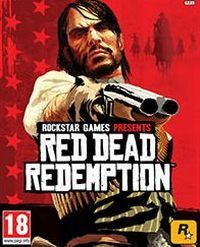 Okładka Red Dead Redemption (X360)