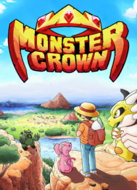 Monster Crown (PC cover