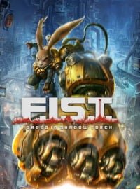 F.I.S.T.: Forged in Shadow Torch (PC cover