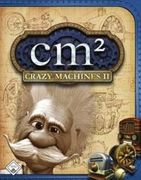 Game Box for Crazy Machines 2 (PC)